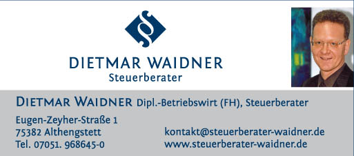 Dietmar Waidner - Steuerberater