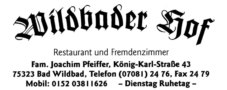 Restaurant, genannt Höfle